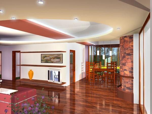 Progettazione interni appartamenti case interior for Ristrutturazioni interni roma